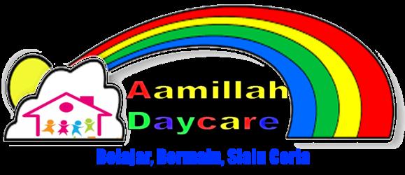 Aamillah DayCare ( WA: 08129847427)